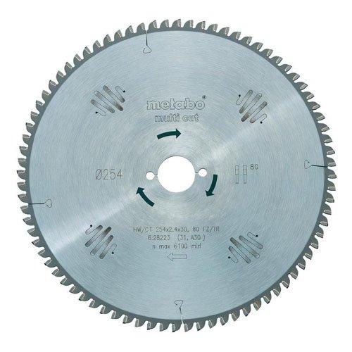 Preisvergleich Produktbild Metabo Kreissägeblatt HW/CT 315 x 30, 96 FZ/TZ 5 Grad , 628226000