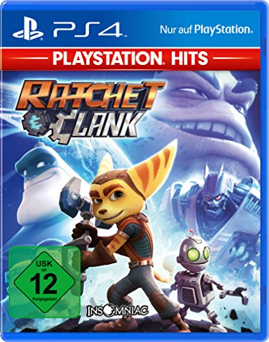 Ratchet & Clank - PlayStation Hits - [PlayStation 4] - Ps4 Top-spiele