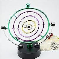 b189384be98 Strumento permanente Dispositivo di Moto Perpetuo Magnetico Modello Celeste  Orbita Rotazione Elettromagnetica Pendolo Oscillazione Ornamenti 22cm