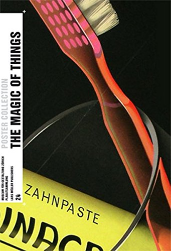 The Magic of Things - Magie der Dinge (Poster Collection) por Gerda Breuer