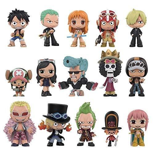 FunKo - Figurine One Piece Mystery Minis - 1 Boîte Au Hasard / One Random Box - 0889698306089