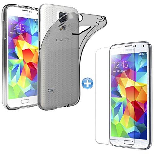 TMTmove® Samsung Galaxy S3 mini Silikonhülle Transparent gebraucht kaufen  Wird an jeden Ort in Deutschland