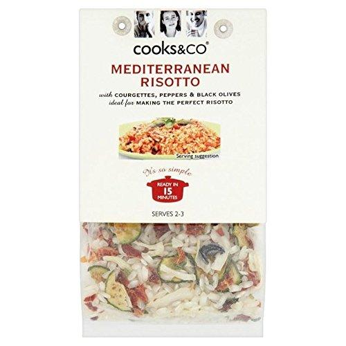 Cuisiniers & Co Méditerranéen Risotto 190G - Paquet de 6