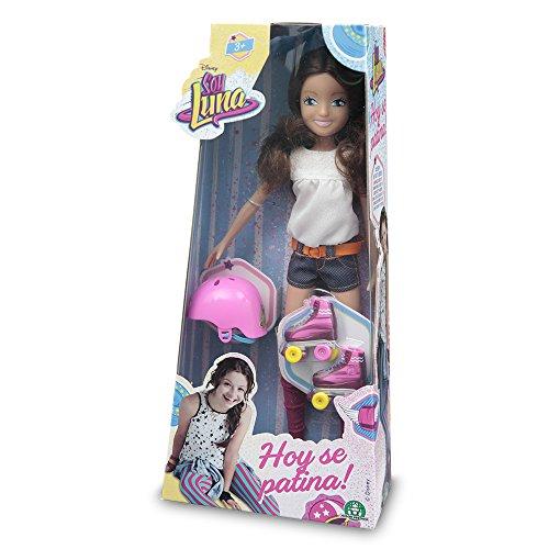 Preisvergleich Produktbild Soy Luna 70300001 - Disney Fashion Doll