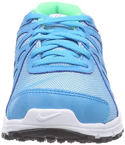 Nike Mädchen Revolution 2 Gs Laufschuhe Blau (Bl Lagoon/Mtllc Slvr-White-Blk)