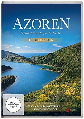 Preisvergleich Produktbild Azoren - Sehnsuchtsinseln für Entdecker
