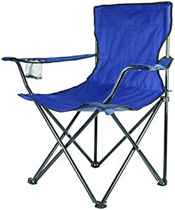 Green Redwood Leisure BB-FC106 Outdoor Directors Chair with Side Table
