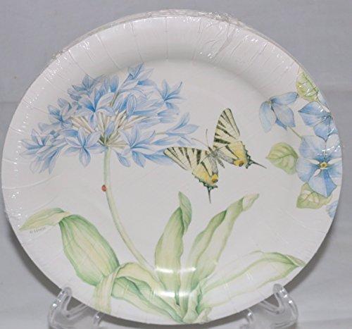 Lenox Butterfly Meadow Blau 16beschichtet Luncheon/Dessertteller Butterfly Meadow Serviette