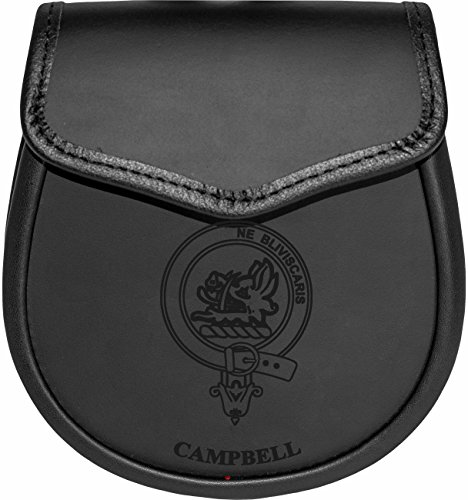 campbell-leather-day-sporran-scottish-clan-crest