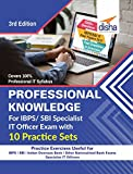 #9: Professional Knowledge for IBPS/SBI Specialist IT Officer Exam with 10 Practice Sets
