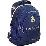 Exclusiv e ergonomica Real Madrid Ronaldo Zaino della Scuola Borsa Zaino 45x 31x 16cm Acciaio 2017