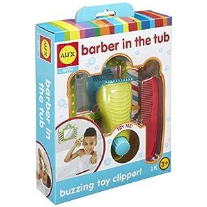 Alex Jura Toys 200090 Toys Bath Barber in The Tub