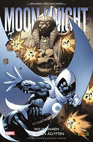 Moon Knight: Bd. 1 (2. Serie): Willkommen im neuen (Moon Superhelden Knight)