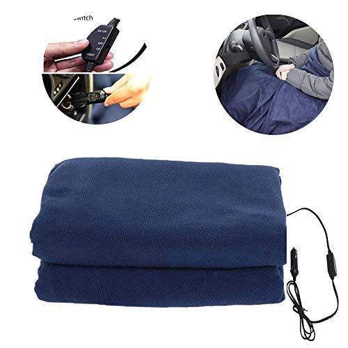 Automotive-Electric-Blankets,12V Heizdecke Beheizbare Polar Vlies Auto Decke (Marine) (Heizdecke Für Camping)