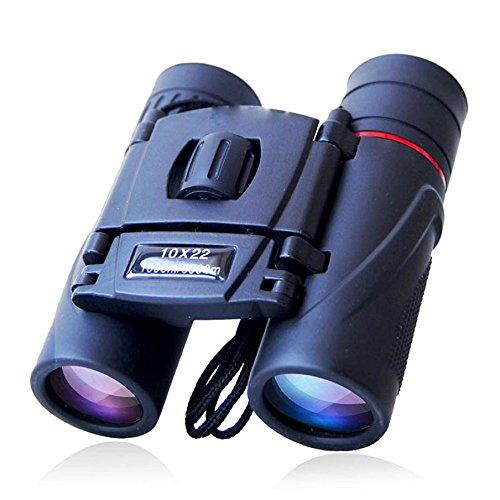 WJ Fernglas 10x22 Hochleistungs-mini-?rmel Mini-nachtsicht Nicht-infrarot-teleskop,1