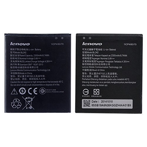 NAVSWA® BL242 Battery for Lenovo A6000