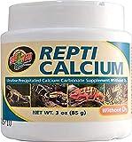 Zoomed Repti Calcium senza D3 - 85 gr