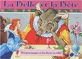 Belle et la Bete (la) (Contes en Relief)