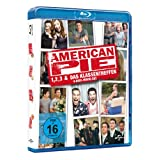 American Pie 1, 2, 3 & Das Klassentreffen [Blu-ray]