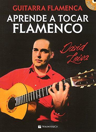 Guitar flamenca. Aprende a tocar flamenco. Con CD-Audio (Didattica musicali) por David Leiva