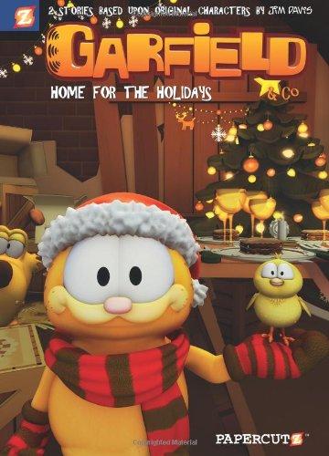 Garfield & Co. #7: Home for the - Garfield Halloween Comic