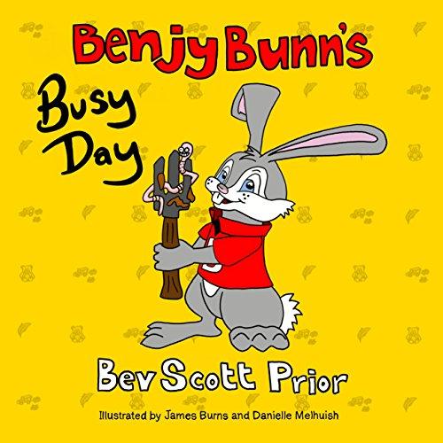 Benjy Bunn's Busy Day (Benjy Bunn Books) (English Edition)