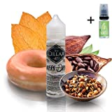 E Liquid The Cellar Bakers Dream 50ml- 70vg 30pg - booster shortfill + E Liquid The Boat 10 ml lima limón - Sin nicotina ni tabaco para cigarrillo electrónico
