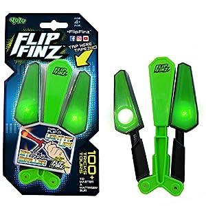 Helix YL1010C Flip Finz 2 - Lámpara de Techo, Color Verde
