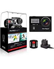 AKASO Brave4 4k 20mp WiFi action camera with EIS