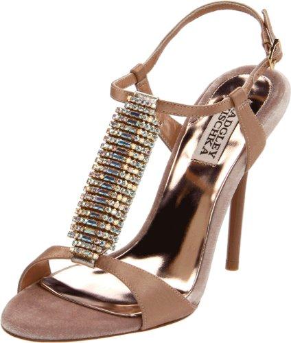 badgley-mischka-java-sandalias-de-vestir-de-lona-para-mujer-blanco-nat-color-plateado-talla-38