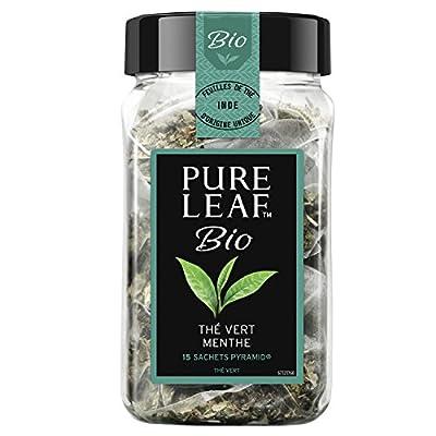 Pure Leaf Thé Vert Menthe 15 Sachets 25 g