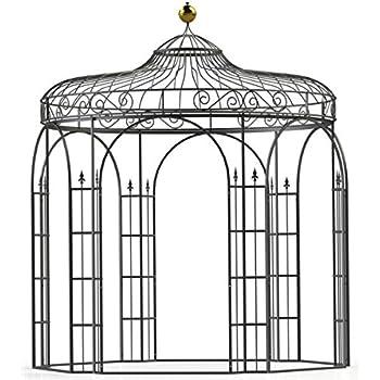 pavillon gartenpavillon pavillon metall gartenlaube eisenpavillon antwerpen 260. Black Bedroom Furniture Sets. Home Design Ideas