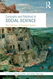 Concepts and method in social science: Giovanni Sartori and His Legacy