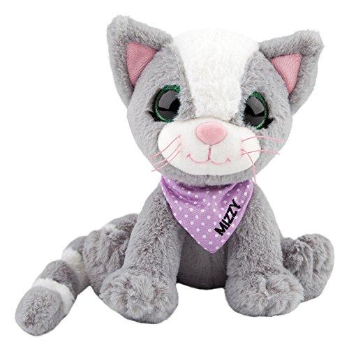Trend 5691 - SNUKIS Plüsch, Mizzy die Katze (Katze-die Katze-plüsch)