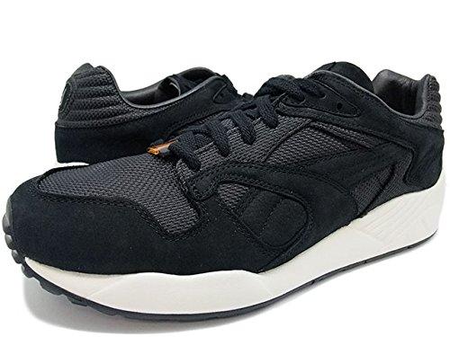 Puma Cream XS SNS Sneaker Herren Schwarz Schwarz/Weiß