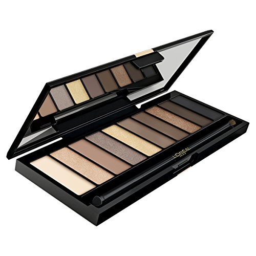 L'Oreal Paris Color Riche Eyeshadow Palette Nude Beige