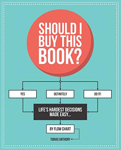 Should I Buy This Book? por Tobias Anthony