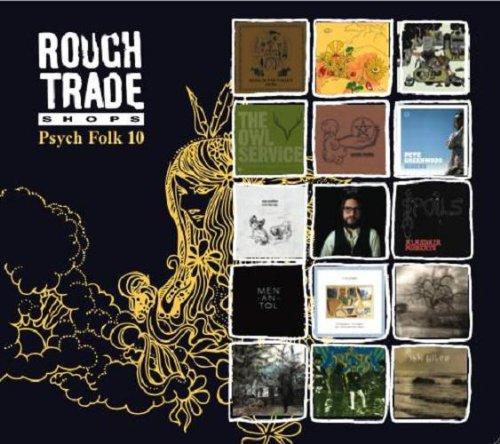 Preisvergleich Produktbild Psych Folk 10 [+Bonus 10-Inch]