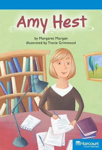 Amy Hest por Margaret Morgan