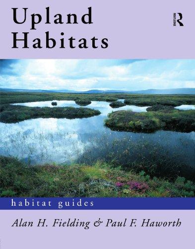 Upland Habitats (Habitat Guides) - Golden Eagle Deer
