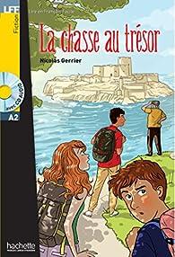 LFF : La Chasse au Trésor + CD audio par Nicolas Gerrier