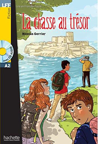 La Chasse Au Tresor (+ CD) (LFF (Lire en français facile))