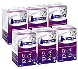 CEVA FELIWAY Refill / Nachfüllflakon für den FELIWAY Stecker / Zerstäuber (6x 48 ml)