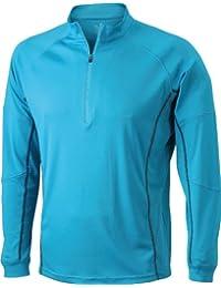 JAMES & NICHOLSON Running Reflex Shirt - T-shirt - Homme