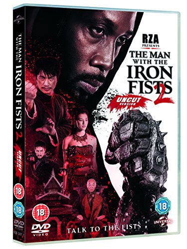 Image of The Man With The Iron Fists 2 [DVD] [2014]