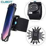 CubotSport Armband (14 Zoll)fürHandy / Smartphone bis6.5Zollgeeignet, Universelles Sportarmbandmit180°drehbaremKopf und abnehmbarerHandyhalterung / Handyhülle, IdealgeeignetfürLaufen,Joggen,Wandern,Radfahren,Fitnessstudiouvm für iPhone XS/XS MAX/XS/X/8/7/6/6S/5/SE, HUAWEI P10/P20/Mate 10, Samsung Galaxy S9/S8/S7/S6/J5/J3, LG, Honor, Sony, Cubot, HTC, Motolora, Nokia, Oneplus Schwarz