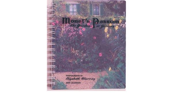 claude monet 2006 engagement calendar