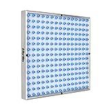 Albrillo 14W LED Pflanzenlampe 225 Blau LEDs für Knospen (Blatt, Stengel)