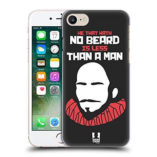 Head Case Designs Snitch Oscar E Howard Nero E Bianco Cover Morbida In Gel Per Apple iPhone 6 Plus / 6s Plus Less Than A Man