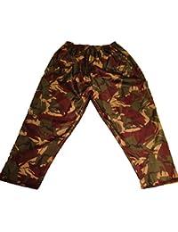 Camouflage Pantalon coupe-vent imperméable léger 3x l 4x l 5x l 6x L 7x l New Big Taille de plus de 60